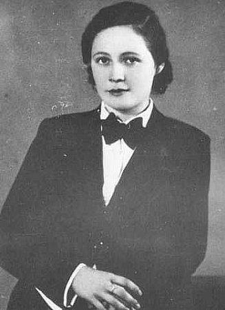 Vítězslava Kaprálová.