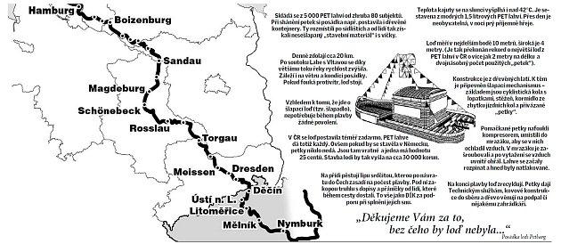 Mapa a zajímavosti.