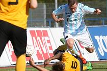 FK Ústí – Sokolov 1:1 (1:0).