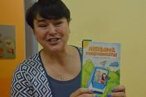 HELENA CENTNEROVÁ a její kniha Aprílové dobrodružství.