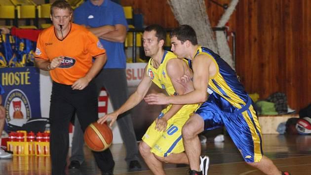 Basketbalisté Ústí smetli Opavu!