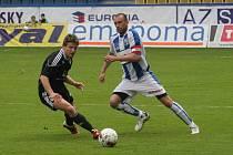 Ústečtí fotbalisté nezvládli klíčový duel s Hradcem Králové a prohráli 0:2.