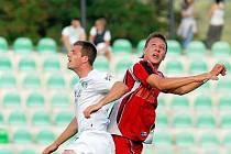 Fotbalisté Ústí na podzim převyšují severočeského rivala z Mostu. Dokázali to v derby a i v tabulce jsou na tom lépe.