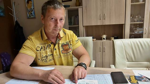 Ředitel ústecké ZŠ Elišky Krásnohorské Martin Alinče