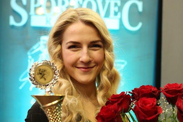 Sportovcem roku 2019na Ústecku se stala Fabiana Bytyqi.