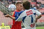 Nováček mezi fotbalovou smetánkou zÚstí se postaral o prvotřídní senzaci! V Brně dominoval a vyhrál 3:1.