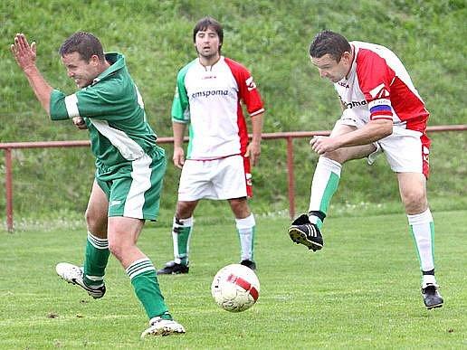 Fotbalisté rezervy Střekova v domácím prostředí remizovali se Svádovem 0:0.