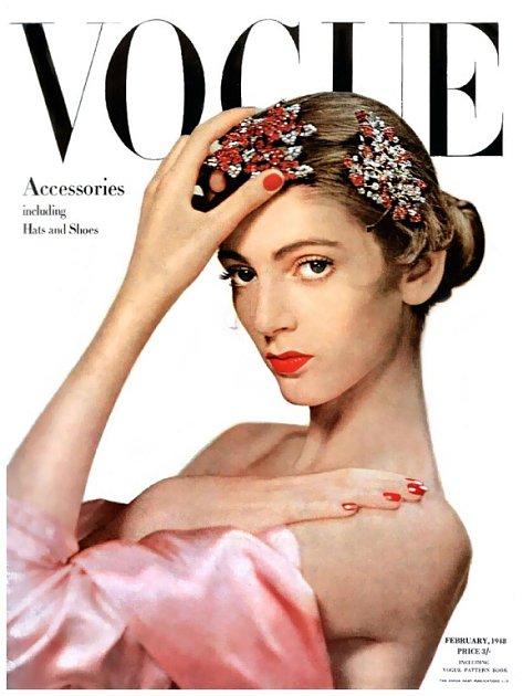 Američance smaďarsko-italskými kořeny Carmen Dell'Orefice patří titul nejdéle pracující modelky.