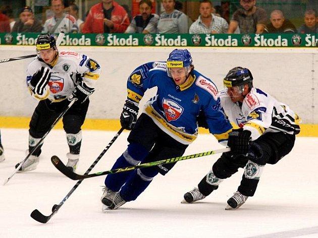 Ústečtí hokejisté vstoupili do Tipsport Cupu porážkou 2:4.