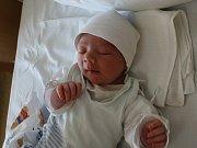 Matěj Hora se narodil Ireně Horové ze Zabrušan 3. srpna v 6.25 hod. v ústecké porodnici. Měřil 51 cm a vážil 4,07 kg.