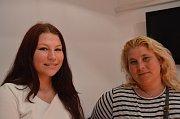 Studentka Sabina Mattauchová (16) své rodině vyhrála dva poukazy na wellness pobyt do přímořského letoviska v Itálii.