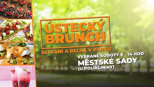 V sobotu je možné opět vyrazit do Městských sadů na Ústecký brunch.