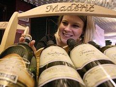 Kvalitní vína a dobrá cimbálovka to je přehlídka Vinařské Litoměřice.