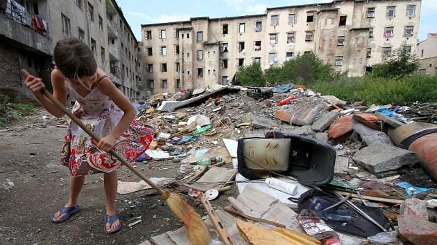 Ghetto (ilustrační snímek)