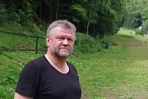 Novým vedoucím Skiareálu Telnice se letos stal Ivan Soukup.