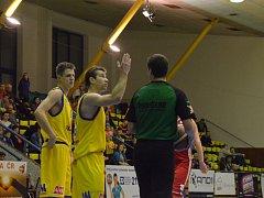 Ústečtí basketbalisté porazili Svitavy.