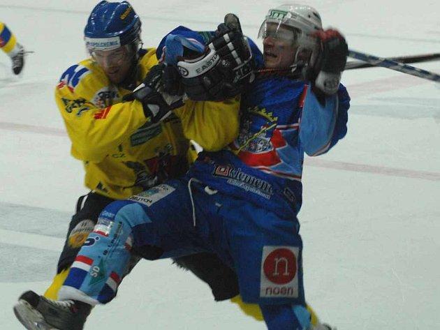 Hokejisté Ústí zvítězili nad Chomutovem 4:0