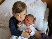 Nina Dana Kawinková se narodila v Ústí 1. 5. 2017(17.28) Michaele Kawinkové. Měřila 48 cm, vážila 3,12 kg.