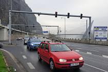 Modernizace křižovatek v Ústí nad Labem