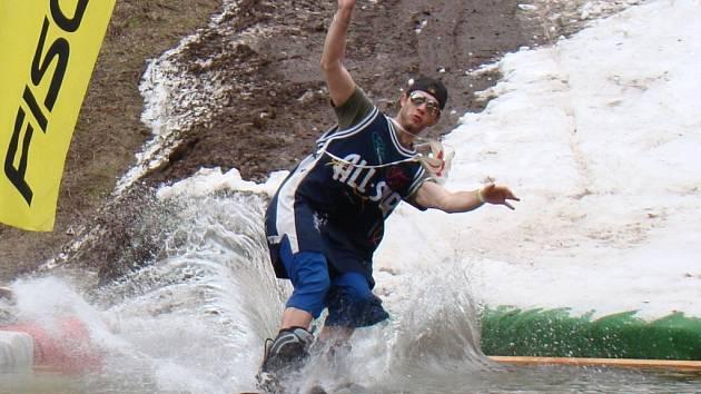 Populární Waterslide se letos nepojede.