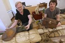 Půda mateřské školky v Libouchci ukrývala rozsáhlý poklad z majetku sudetských Němců.