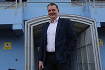 Ředitel Fotbalového klubu Ústí Petr Heidenreich.