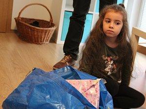 Děti z ústeckého Klokánku dostaly dárky z Francie.
