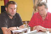 Z tiskové konference FK Ústí nad Labem
