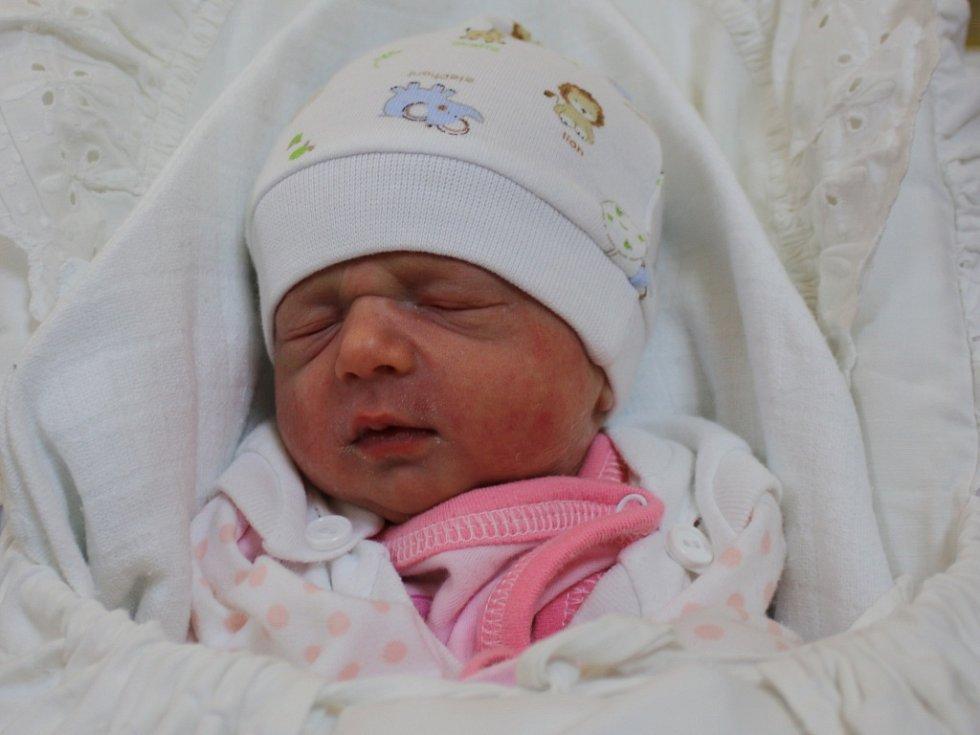 Simona Illéšová se narodila v ústecké porodnici 25.1.2017 (17.04) Simoně Illéšové. Měřila 49 cm, vážila 2,45 kg.