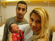 Denis Alexandr Šugár se narodil Jiřině Šugárové a Miroslavu Kökenymu z Ústí nad Labem 1. listopadu v 11.01 hod. v ústecké porodnici. Měřil 51 cm a vážil 3,47 kg