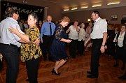 Ples seniorů v Trmicích