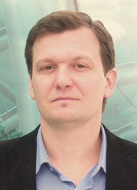 Psycholog Štěpán Vymětal.