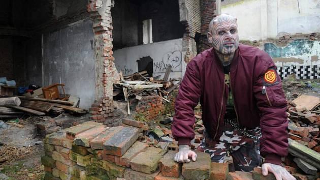 Boris Rudý se snaží vrátit Předlicím část dřívějšího lesku.