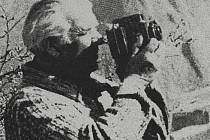 Karel Gottstein škatulí za pár korun dělal širokoúhlá fota v dobách, kdy to nikdo neuměl