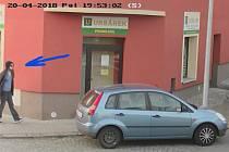 Policie pátrá po pachateli přepadení večerky v Ústí nad Labem.
