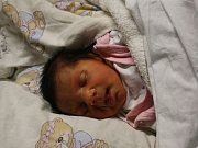 Marie Šamunová se narodila v ústecké porodnici 31.12.2016 (0.15) Karolíně Šamunové. Měřila 48 cm, vážila 2,94 kg.