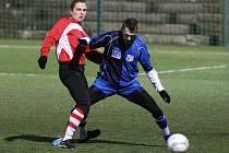 Ústečtí fotbalisté prohráli v Tipsport lize s Teplicemi 0:8 a poté překvapivě nestačili ani na Varnsdorf, kterému podlehli 1:3. Napraví si reputaci v dnešním duelu s Libercem?