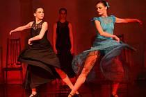 V Albě tančily Jana Brožovská a Kateřina Voldánová.