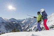 Zimní středisko Achensee je skvělé hlavně pro rodiny s dětmi a milovníky širokých sjezdovek.