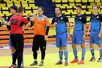 Futsal ilustrační