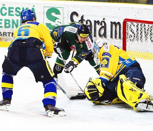 Ústečtí hokejisté v Tipsport Cupu odehráli dva zápasy. Na ledě Mladé Boleslavi vyhráli 5:4, v domácí Zlatopramen Areně porazili Karlovy Vary 4:2. Momentálně tak vedou skupinu B.