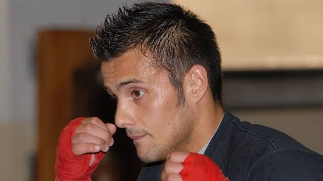 Boxer Horváth má poslední olympijskou šanci
