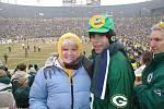 Nancy Naidu se synem v USA