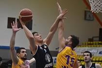 Derby Ústí nad Labem vs. Děčín patří k hitům Národní basketbalové ligy.