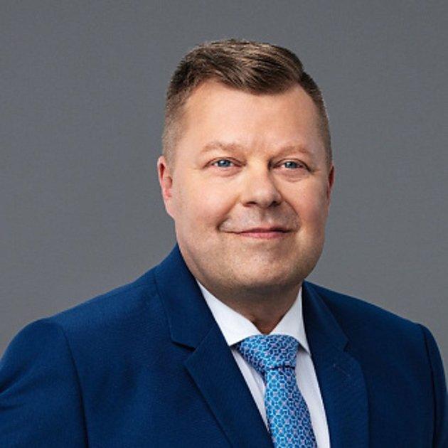 Libor Turek (Spolu), 50let, Ústí nad Labem, výkonný ředitel společnosti