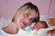 Tereza Opavová, se narodila v ústecké porodnici dne 26. 6. 2013 (14.26) Radce Opavové, měřila 50 cm, vážila 3,35 kg.