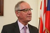 Primátor Josef Zikmund (ANO 2011).