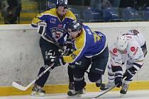 Hokejisté Ústí vyzvou tým Chomutova.
