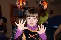 Karneval se konal v Cukrárně u Jenčů v Doběticích.