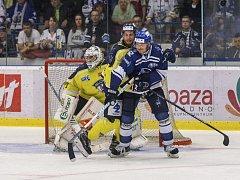 Ústečtí hokejisté změří v sobotu od 16 hodin na domácím ledě síly s lídrem WSM Ligy z Kladna.